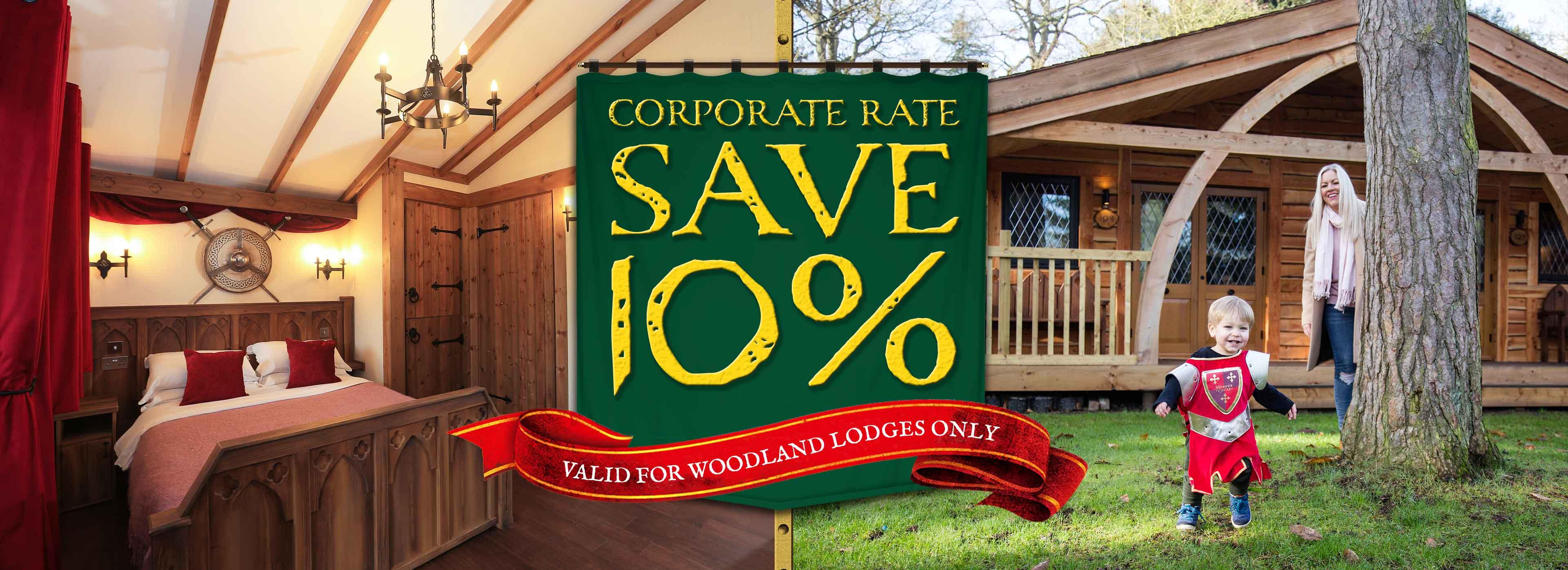 Exclusive 10% corporate discount