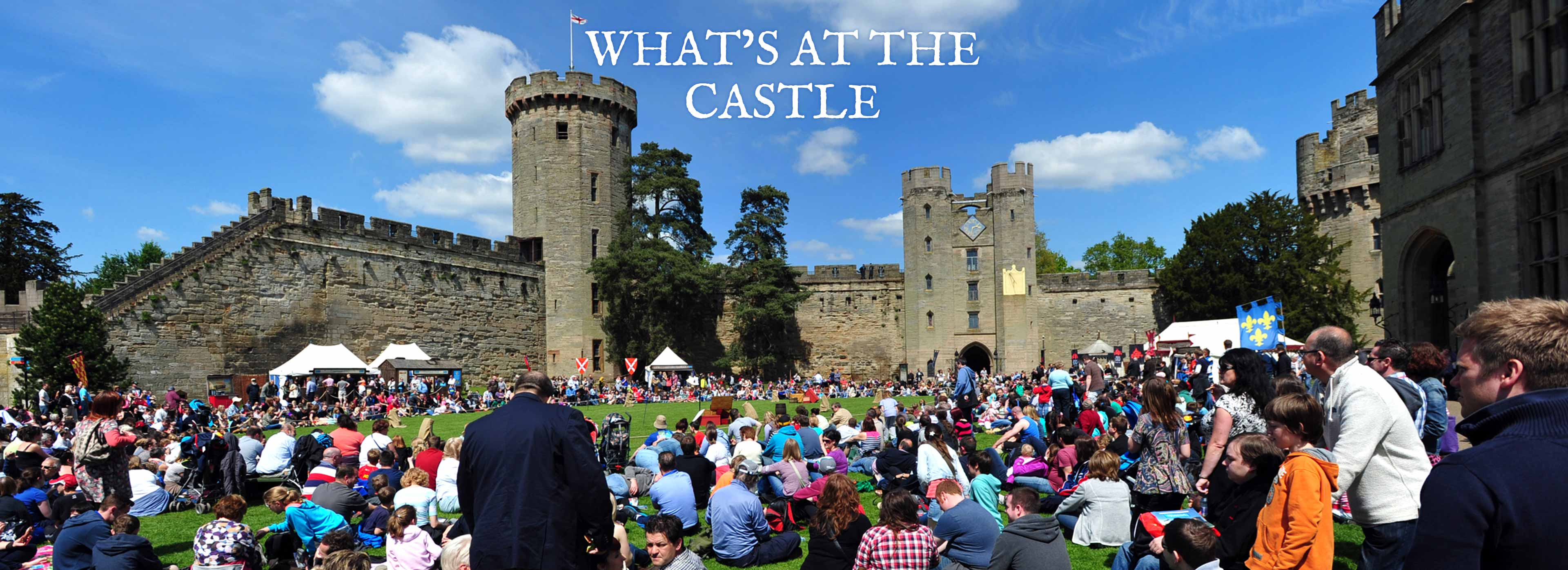 What's at Warwick Castle