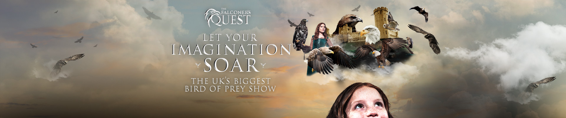 FALCONER'S QUEST AT WARWICK CASTLE