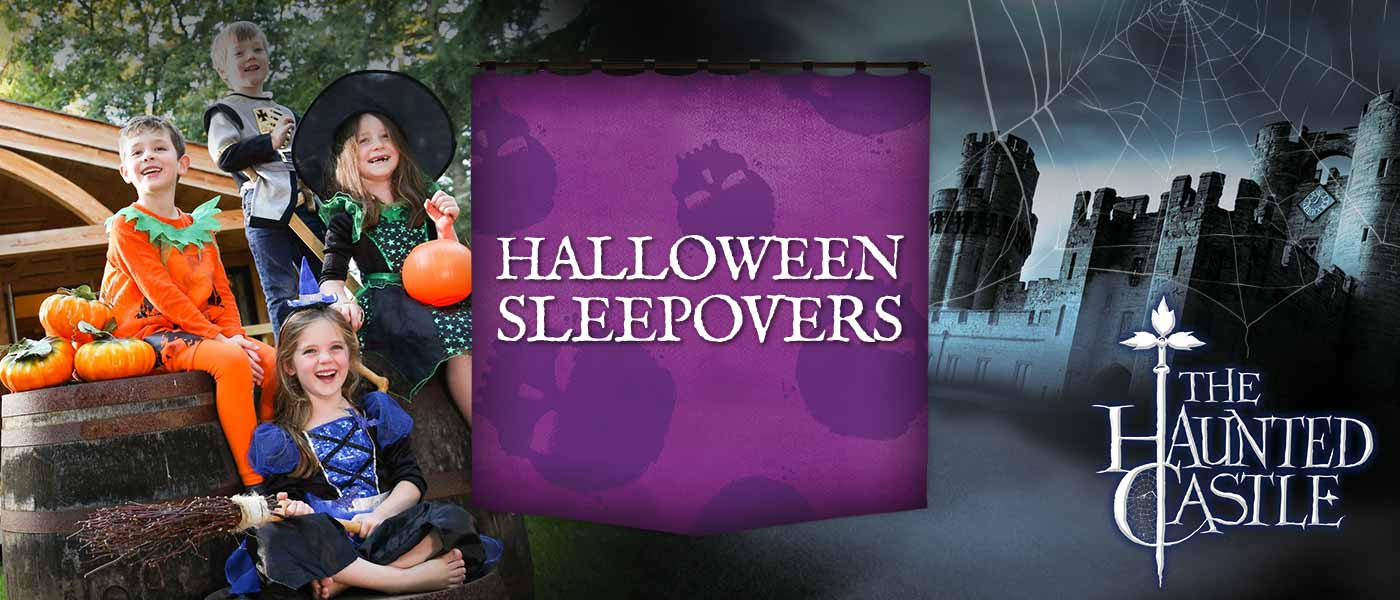 HALLOWEEN SLEEPOVERS AT WARWICK CASTLE